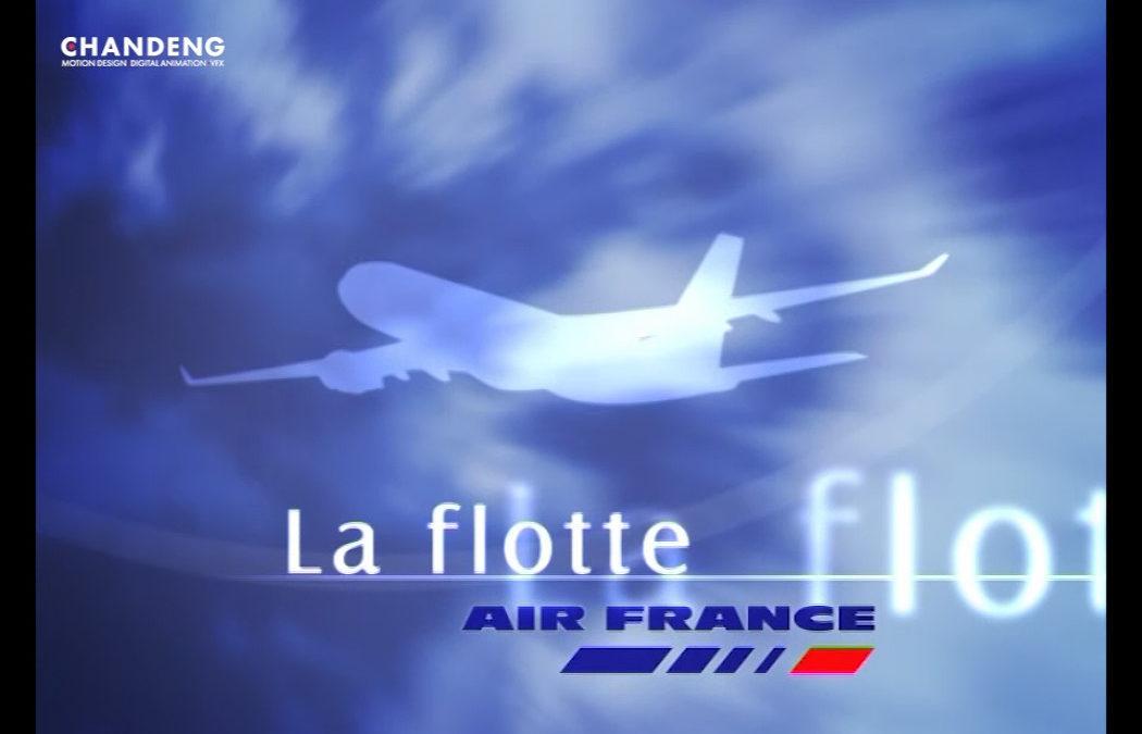 Carte De Visite Air France