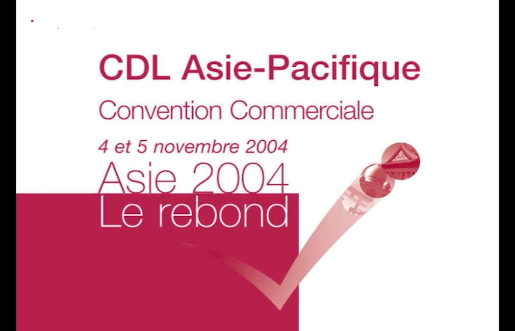 AF Convention Asie