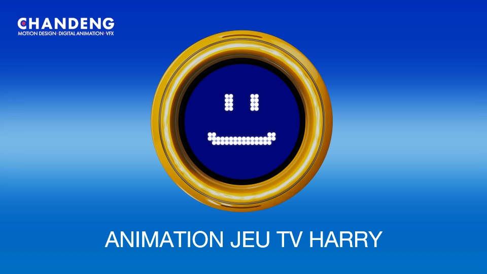 Jeux TV HARRY