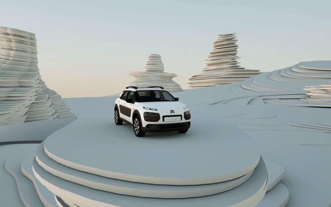 Test 3D Citroën 2